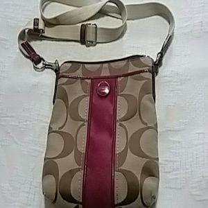 COACH Crossbody bag.